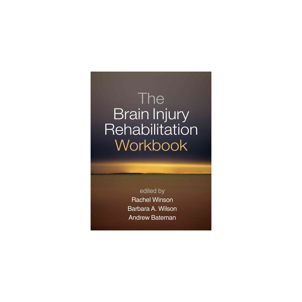 Brain Injury Rehabilitation Workbook (Paperback)