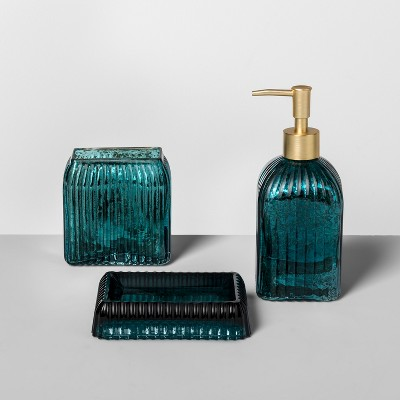 Teal Blue Bath Collection - Threshold™