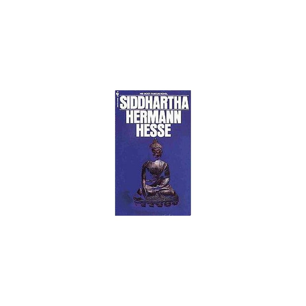 Siddhartha (Reissue) (Paperback) by Hermann Hesse