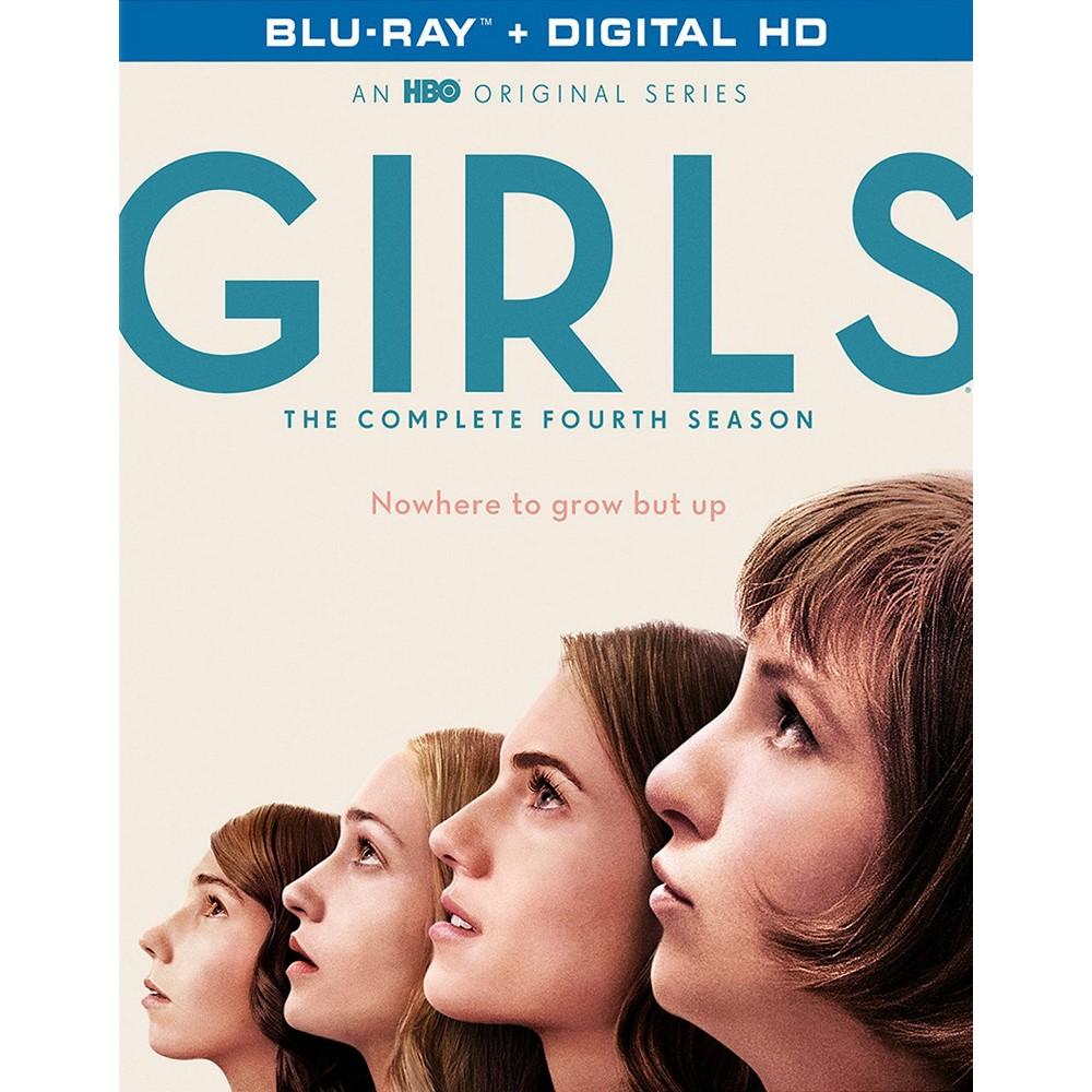 Girls:Complete Fourth Season (Blu-ray)