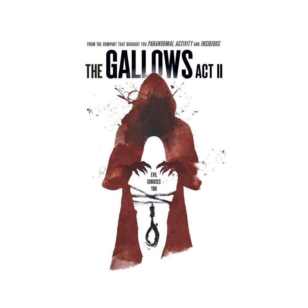 The Gallows Act Ii Dvd
