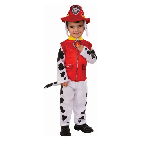 Toddler PAW Patrol Marshall Halloween Costume - image 1 of 1