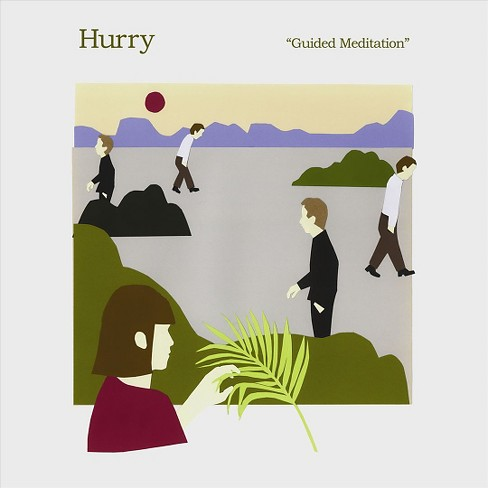 Hurry - Guided meditation (Vinyl) - image 1 of 1