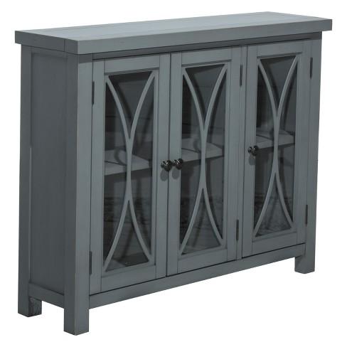 Bayside Three (3) Door Cabinet Robin - Hillsdale Furniture - image 1 of 3