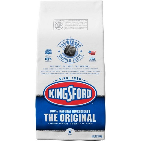 Kingsford 16lb Charcoal Briquettes - image 1 of 4