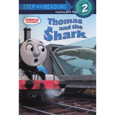 Thomas and the Shark - (Step Into Reading Thomas & Friends - Level 2) (Hardcover) - image 1 of 1