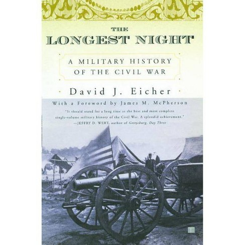 The Longest Night - by  David J Eicher (Paperback) - image 1 of 1