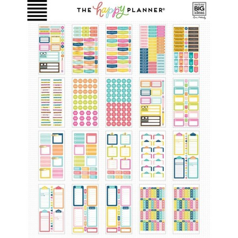 Teacher Productivity Sticker Pack - The Happy Planner