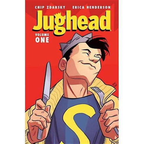 Jughead, Volume 1 - by  Chip Zdarsky (Paperback) - image 1 of 1