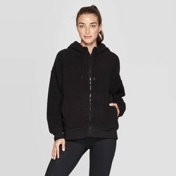Women's Training Sherpa Fleece Full Zip Track Jacket - C9 Champion®