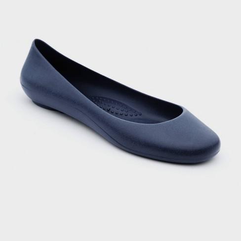 Women's Georgia Sustainable Soft Jelly Ballet Flats - Okabashi - image 1 of 3
