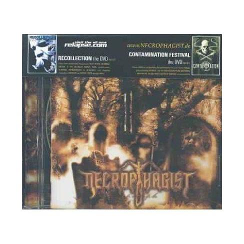 Necrophagist - Epitaph (CD) - image 1 of 1