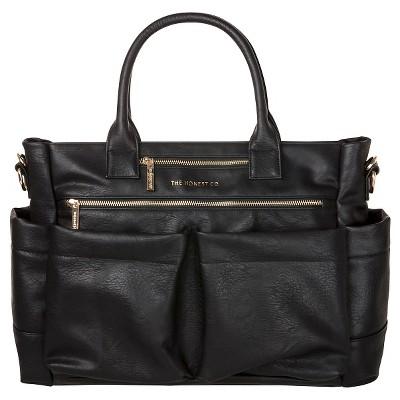 Honest Company Diaper Bag Everything Tote Black