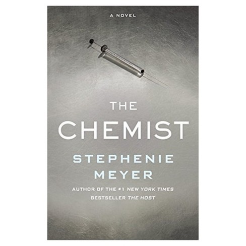 The Chemist (Hardcover) by Stephenie Meyer - image 1 of 1