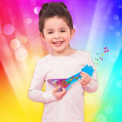 Dreamworks Trolls World Tour Poppy's Mini Groovin' Guitar Interactive Kids Toy