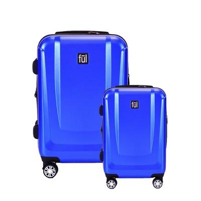 FUL Load Rider 2pc Hardside Spinner Luggage Set - Cobalt