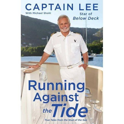 Running Against the Tide by Lee Captai -  (Hardcover) - image 1 of 1