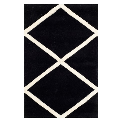 Patsy Geometric Tufted Accent Rug - Safavieh - image 1 of 1