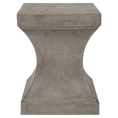 Curby Square Concrete Accent Table - Safavieh®