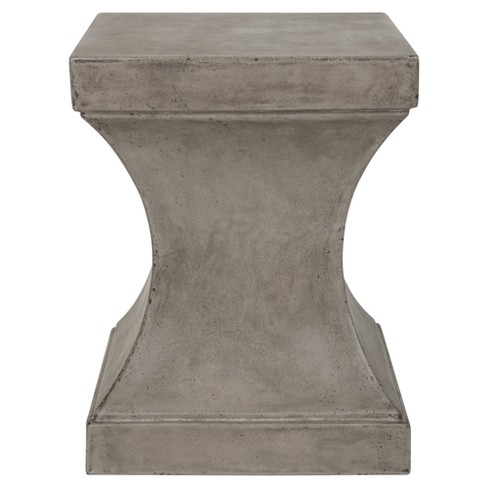 Curby Square Concrete Accent Table - Safavieh® - image 1 of 4