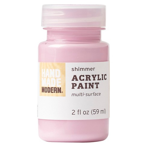 Hand Made Modern - 2oz Shimmer Acrylic Paint - image 1 of 1