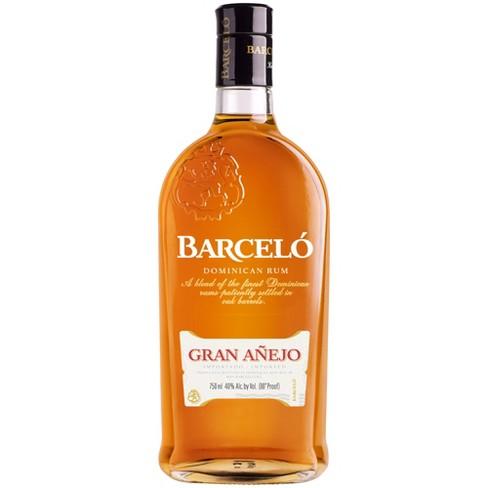 Ron Barcelo Gran Anjeo Rum - 750ml Bottle - image 1 of 1
