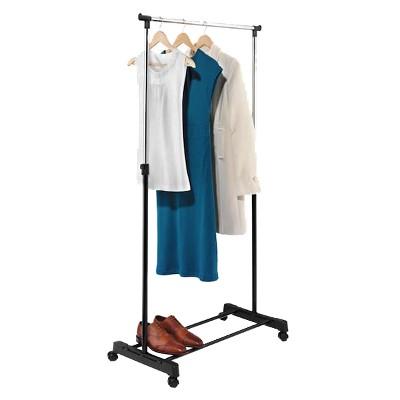 Honey-Can-Do Adjustable Height Garment Rack