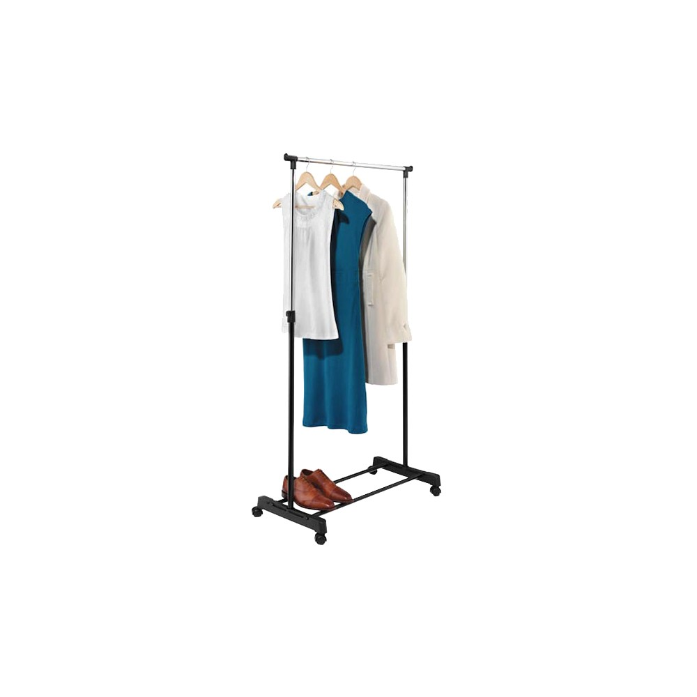 Image of Honey-Can-Do Adjustable Height Garment Rack