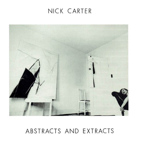 Nick carter - Abstracts and extracts (CD) - image 1 of 1
