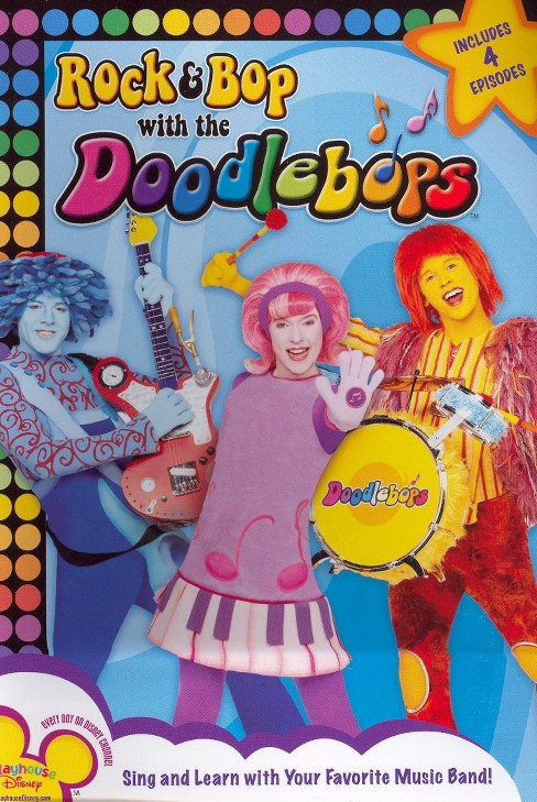 Doodlebops: Rock and Bop With the Doodlebops - image 1 of 1