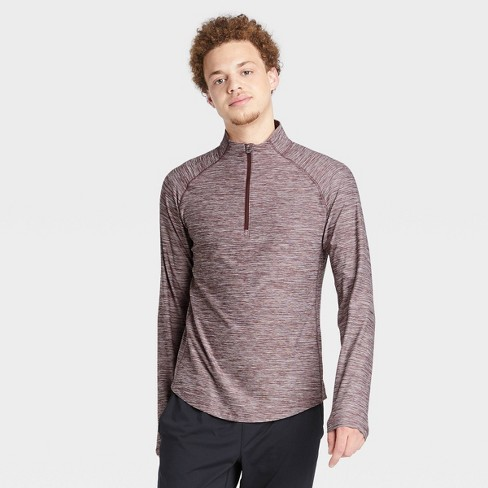 Men's Cozy 1/4 Zip Pullover - All in Motion™ - image 1 of 4