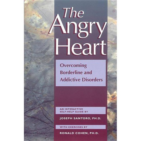 The Angry Heart - by  Joseph Santoro (Paperback) - image 1 of 1