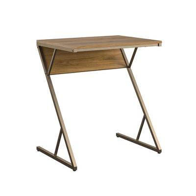 Regal Accent Table and Laptop Desk - Novogratz