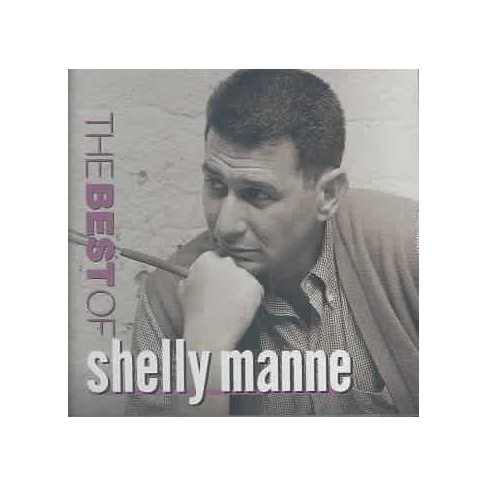 Shelly Manne - Best of Shelly Manne (CD) - image 1 of 1