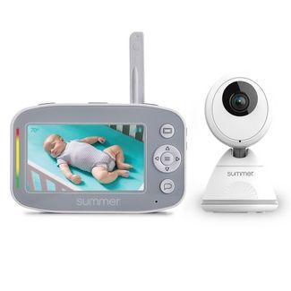 Summer Infant Baby Pixel Cadet 4.3u0022 Color Video Monitor