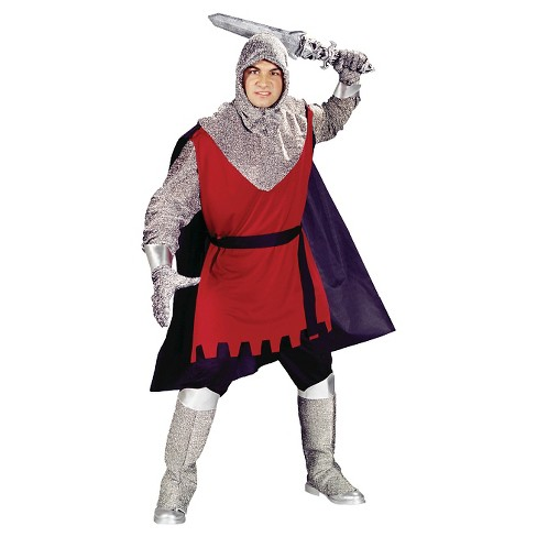 Men's Medieval Knight Costume One Size Fits Most - image 1 of 1