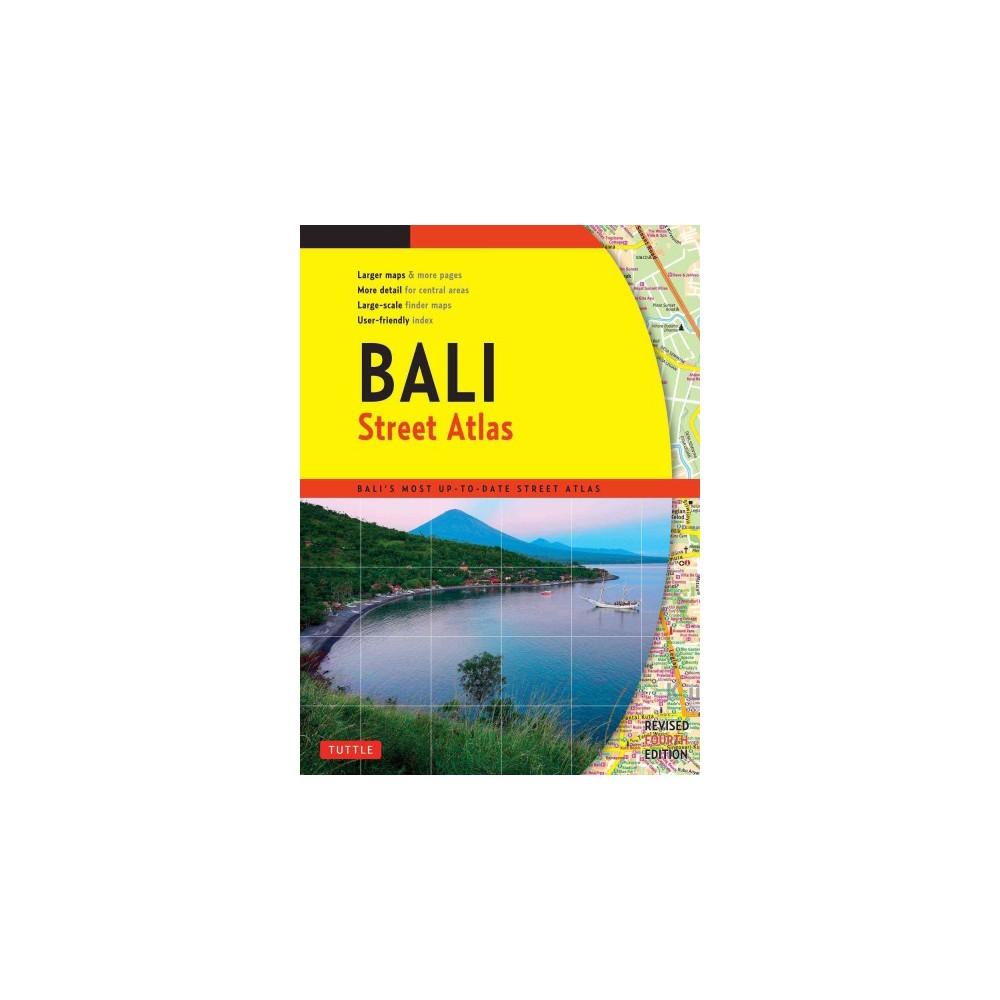 Bali Street Atlas (Revised) (Paperback)