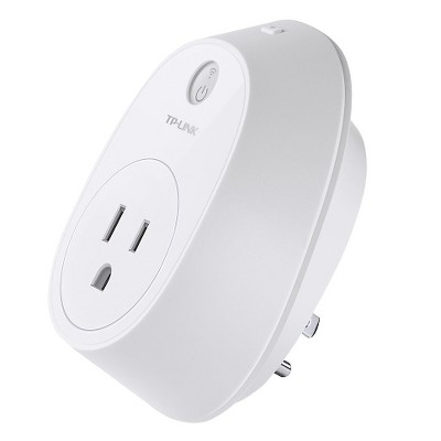 TP-LINK Wi-Fi Smart Plug with Energy Monitoring (HS110)