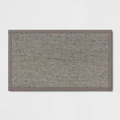 Textured Pet Rug Brown - Threshold™