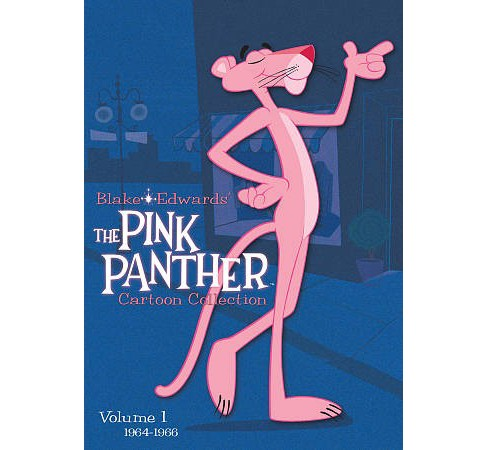 Pink Panther Cartoons Collection:V1 (DVD) - image 1 of 1