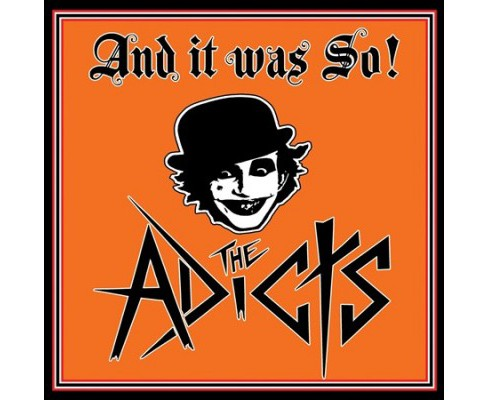 Adicts - It Was So (Vinyl) - image 1 of 1