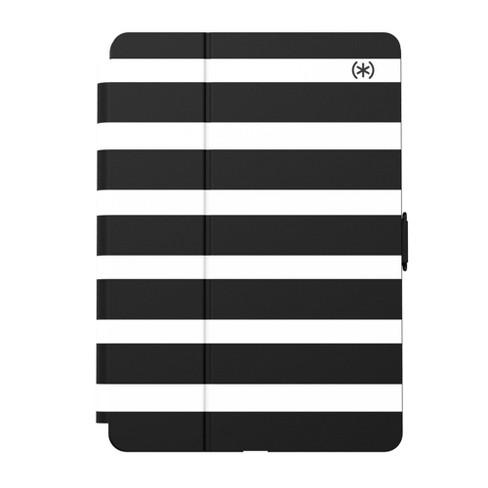 Speck Balance Folio Protective Case for iPad 10.2 - Black & White - image 1 of 4