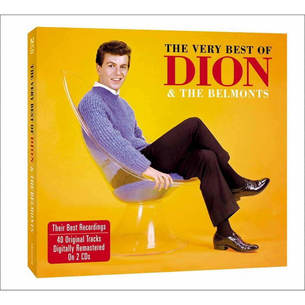 Dion & the belmonts - Very best of dion & the belmonts (CD)
