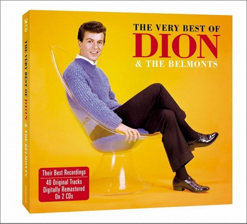 Dion & the belmonts - Very best of dion & the belmonts (CD) - image 1 of 1