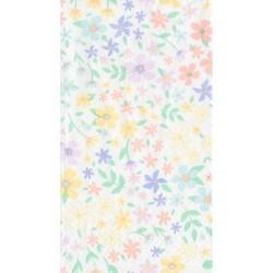 30ct Rectangular Spring Floral Dinner Napkin - Spritz™
