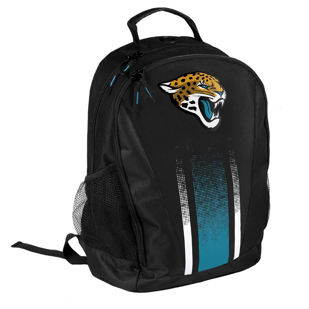 Forever Collectibles 13 NFL Prime Backpack - Jacksonville Jaguars