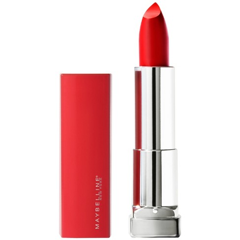 Maybelline Color Sensational Made For You 382 Red For Me - 0.15oz - image 1 of 4