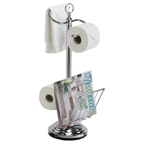 Toilet Valet Chrome - Better Living Products - image 1 of 3