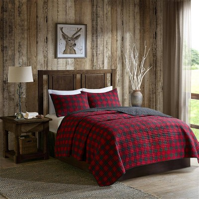 Woolrich Check Oversized Quilt Mini Set
