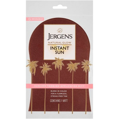 Jergens Natural Glow Instant Sun Mitt